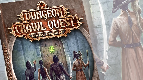 Into The Game Dungeon Crawl Quest Header