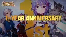 Knights Chronicle 1st Anniversary Teaser