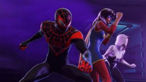 Marvel Ultimate Alliance 3 E3 2019 Trailer