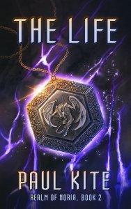 The Life Paul Kite LitRPG Cover