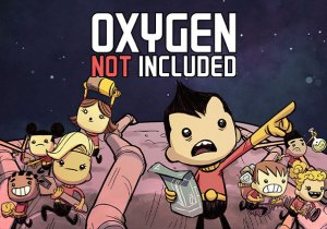 Oxygen Not Included Profile Banner