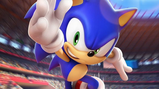 Sonic at the Olympic Games image