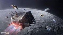 Star Conflict Moon Landing