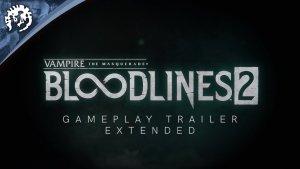 Vampire Bloodlines 2 E3 Gameplay Trailer