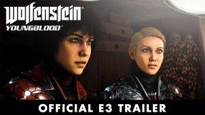 Wolfenstein youngblood E3 Trailer