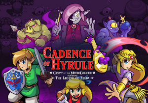 Cadence of Hyrule Profile Banner