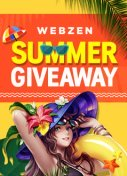 Webzen Summer 2019 Giveaway Column