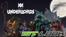 Colt takes a first look at Dota Underlords!