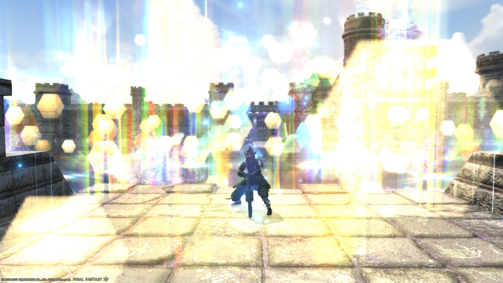 FFXIV Gunbreaker Heart of Light