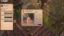 Albion Online Character Customization and Mount Skins