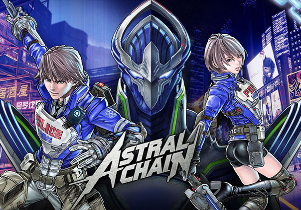 Astral Chain Game Profile Image