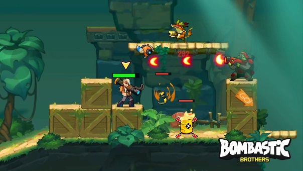 Bombastic Brothers on Android