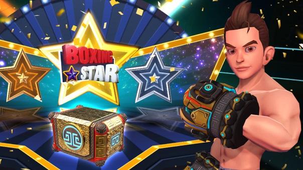 Boxing Star 1-Year Anniversary update main image