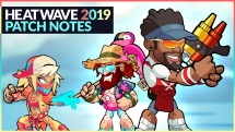 Brawlhalla Summer Heatwave Event