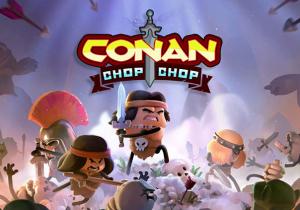 Conan Chop Chop Profile Banner