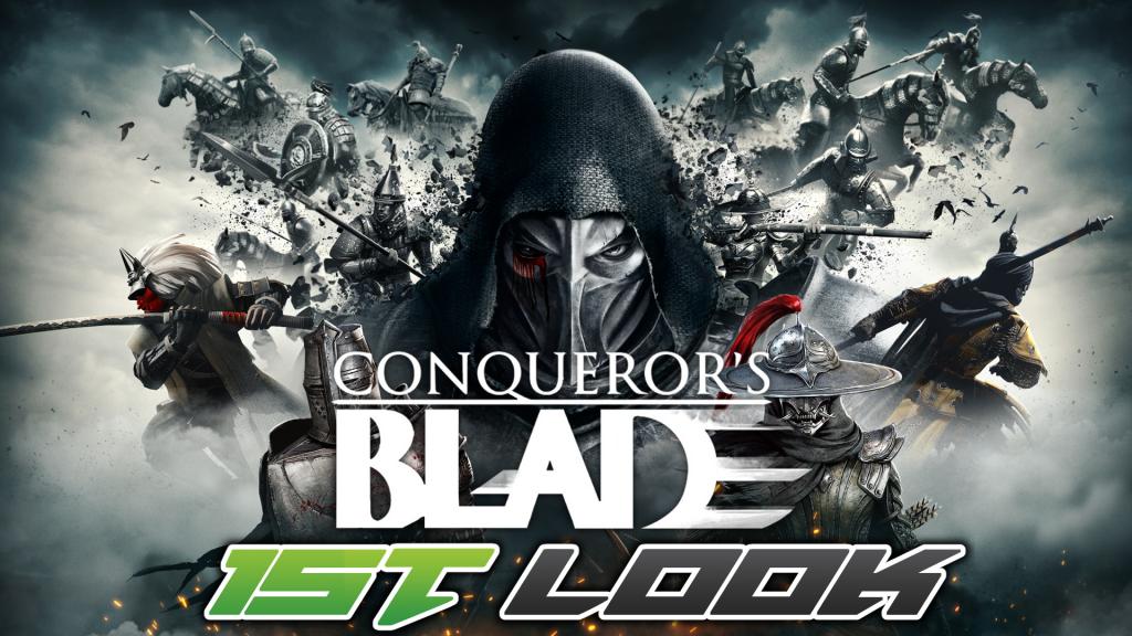 Conqueror's Blade First Look Thumbnail