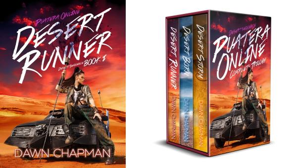 Desert Runner Book One Header
