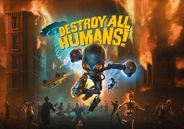 Destroy All Humans Profile Banner