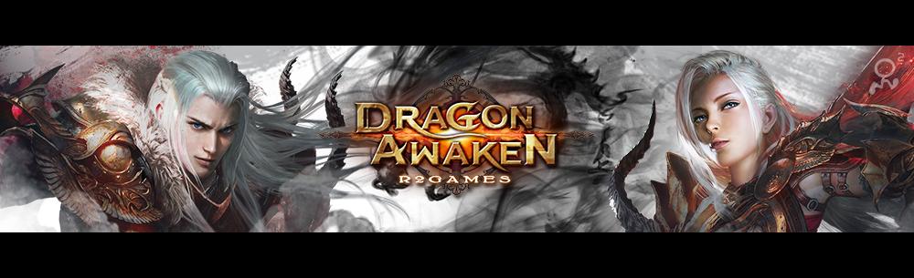 Dragon Awaken Giveaway