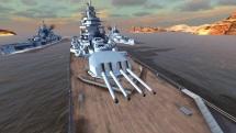 French Battleships arrive in World of Warships Blitz