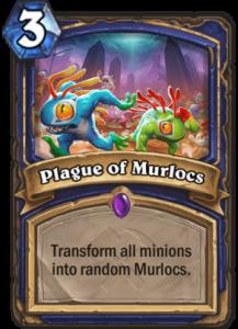 Hearthstone Saviors of Uldum Plague of Murlocs