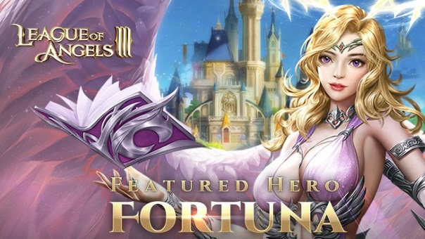 League of Angels Fortuna Event