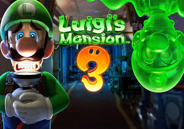 Luigis Mansion 3 Profile Banner