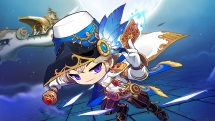 MapleStory M One Year Phantom