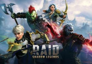 Raid Shadow Legends Profile Banner