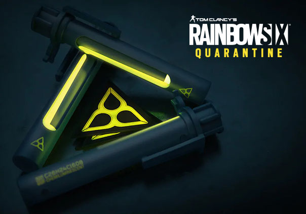 Rainbow Six Quarantine Banner