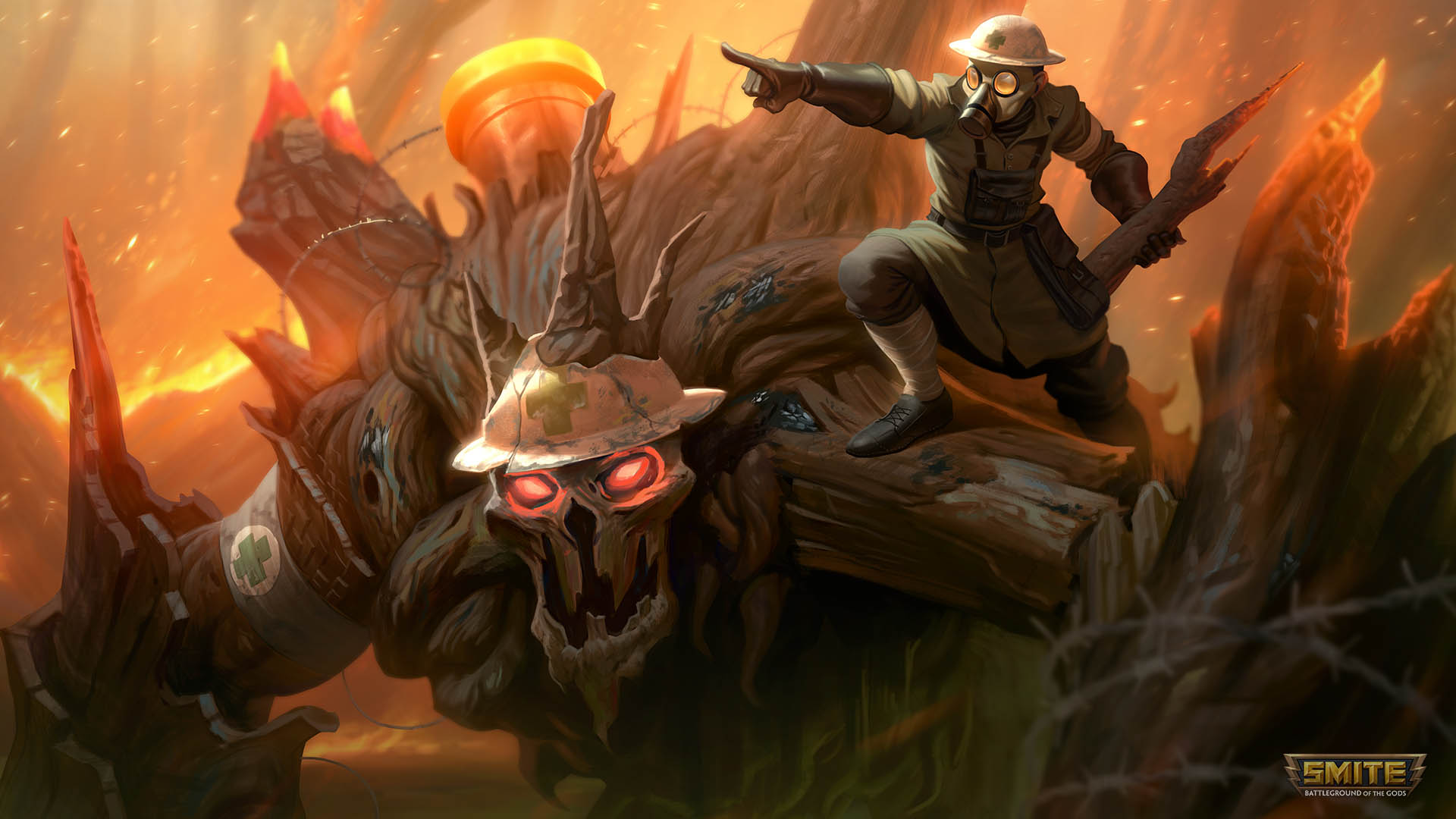 SMITE Mid-Season Patch Notes