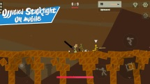 Stick Fight The Game Mobile launch
