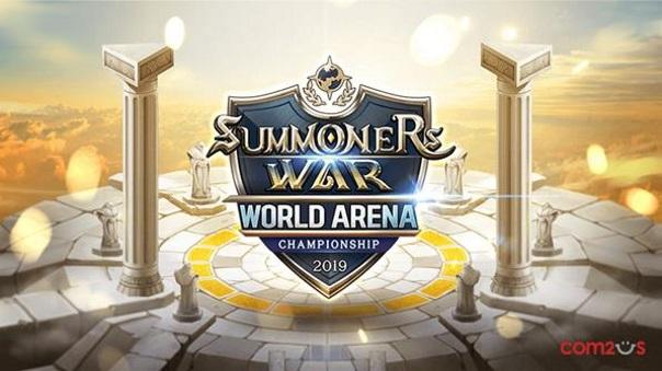 Summoners War 2019 Championship news