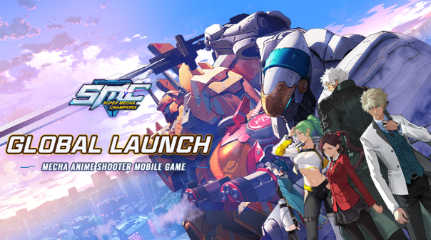 Super Mecha Champions launch