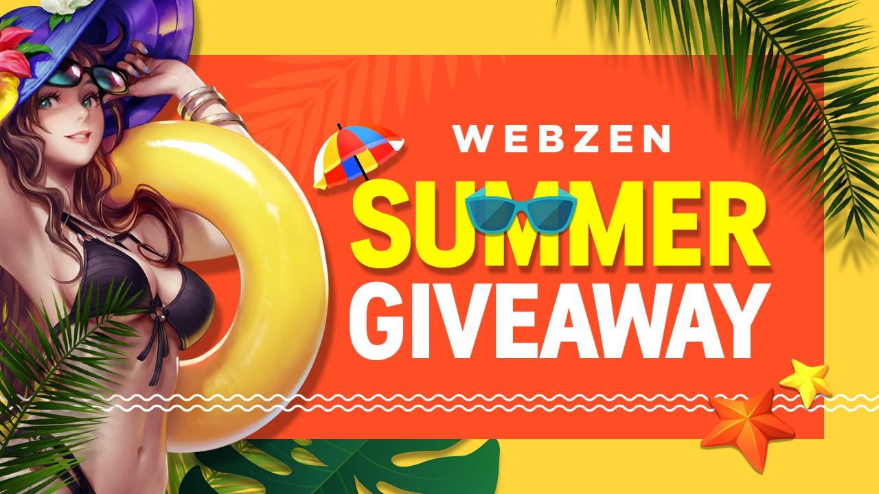 Webzen Summer 2019