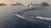 World of Warships Update 0.8.6 Developer Diary