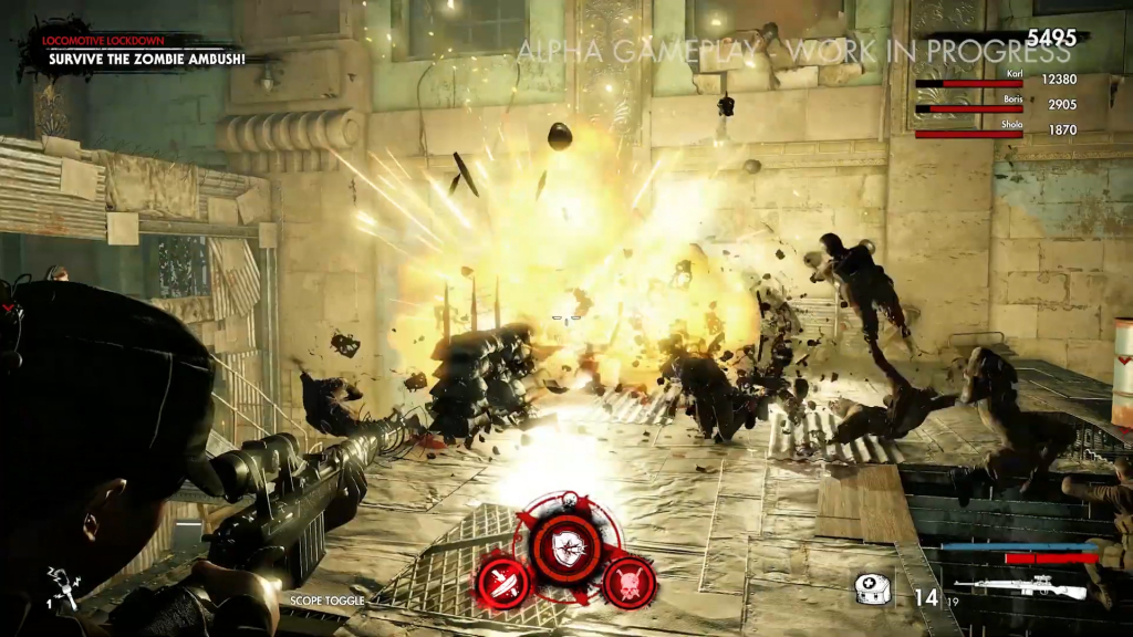 Zombie Army 4 Deadwar Video Thumbnail