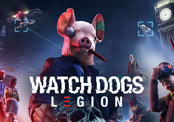 Watch Dogs Legion Profile Banner