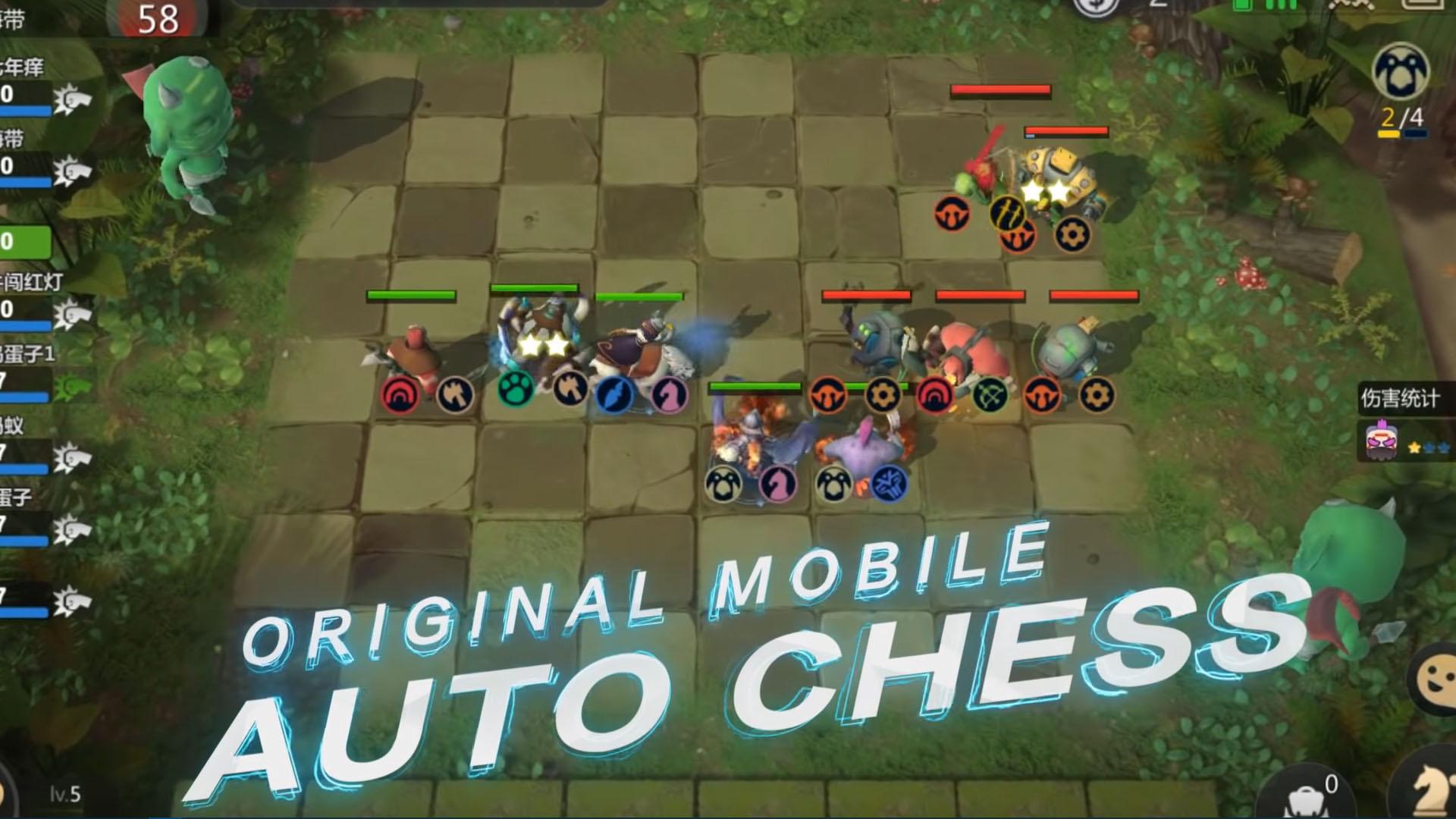 Auto Chess Video Thumbnail