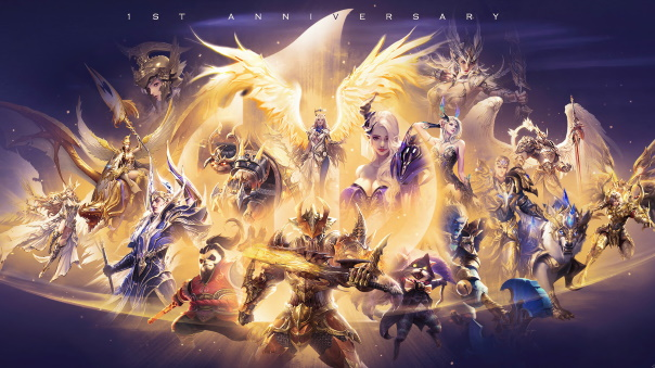Era of Celestials First Year