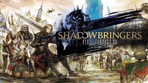 FFXIV Shadowbringers Header