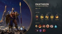 League of Legends Pantheon Gameplay Preview