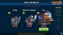 Monster Legends - Live Duels