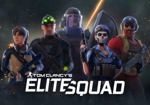 Tom Clancys Elite Squad Banner