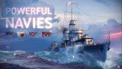 World of Warships Legends - Update 1.0 Trailer thumbnail