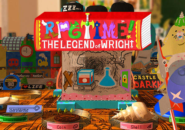 RPG TIME: The Legend of Wright Game Profile Image
