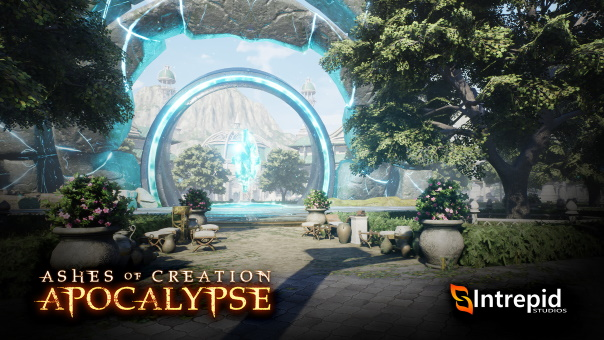 Ashes of Creation Apocalypse Testing