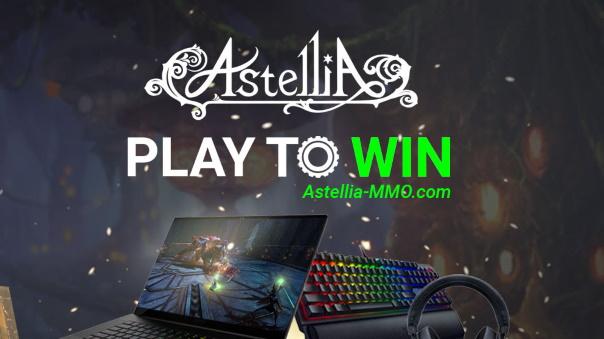 Astellia Online Razer giveaway