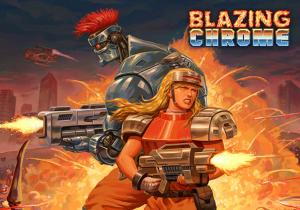 Blazing Chrome Game Profile Image