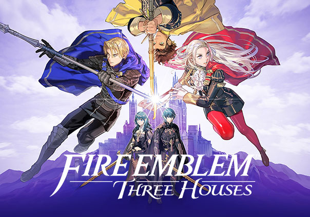 Fire Emblem Three Houses Game Profile Image